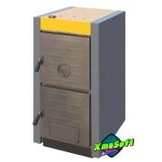 Cazan lemn fonta 5 elementi 35 kW