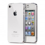 Husa APPLE iPhone 4\4S - Ultra Slim (Transparent)
