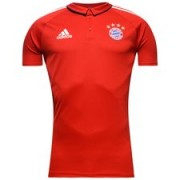 Bayern München Polo - Rood/Wit