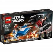 Lego Star Wars: Microfighters: Ala-A vs. Silenciador TIE (75196)