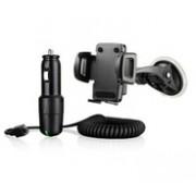 Стойка за автомобил Sony Ericsson CK100 + зарядно за автомобил