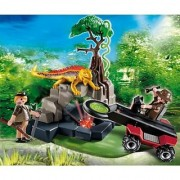 PLAYMOBIL 4847 Treasure Hunter with Metal Detector 4847