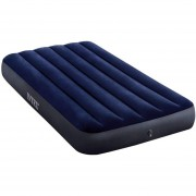Colchon Cama Inflable Twin Clasica Azul 1 Perso 64757 Intex