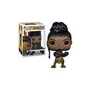 Boneco Funko Pop Marvel Black Panther - Shuri Funko Pop Na