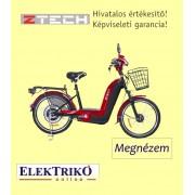 """ZTech ZT02 22""""-os kerékkel 250W teljesítmény piros szín"""