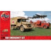Kit constructie Airfix set 2 masini Emergency