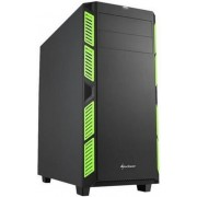 Sharkoon AI7000 Green ATX Tower PC Gaming Case