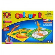 Toysbox Colour It - Wipe It (Fruit Vegetable)