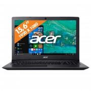 Acer laptop Aspire 3 A315-51-33EE zwart