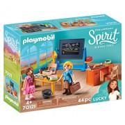 Playmobil Spirit II, Clasa Doamnei Flores