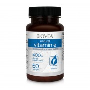 Vitamina E 400 IU 60 gelule