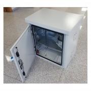 RACK, MIRSAN MR.MOB02.03, Шкаф за CCTV оборудване, 680 x 710 x 510 мм, D=400 мм, IP65, бял