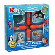 Kliky - Puzzle magnetic Animale marine