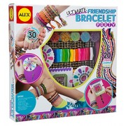 Alex Toys DIY Wear Ultimate Friendship Bracelet Party, Multi Color