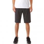 FOX muške kratke hlače Essex Pinstripe 30 crna