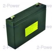 PSA CSB Sealed Lead Acid UPS Batteri 6V 9Ah