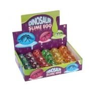 Slime cu figurina dinozaur