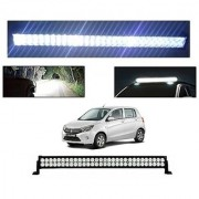 Trigcars Maruti Suzuki Celerio Bar Light Fog Light 22Inch 120 Watt