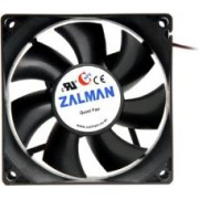 Ventilator za kućište Zalman ZM-F1 Plus(SF) 80×80×25mm, crni