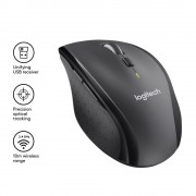 Mouse, LOGITECH M705 Marathon, Wireless (910-001949)