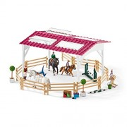 Schleich Horse Club Riding School with Riders & Horses Toy Figure