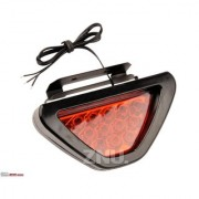 s4d Car/Bike Triangle Back LED Light