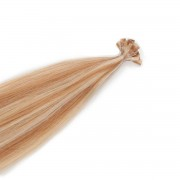 Rapunzel® Hair extensions Bondings Original Glatt M7.4/8.0 Summer Blonde 50 cm