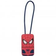 USB Tribe Marvel Spiderman Micro USB Keyline - кабел тип ключодържател за всички устройства с MicroUSB (22 см)