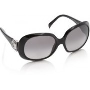 Fendi Over-sized Sunglasses(Violet)