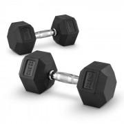 Capital_sports Hexbell Dumbbell korthantel par 22,5kg
