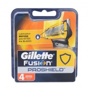 Gillette Fusion Proshield 4 ks náhradních hlavic 4 ks pro muže