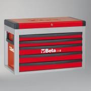Beta Tools Tragbarer Werkzeugkasten 5 Fächer Beta Tools