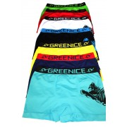 Greenice Sport boxerky - 3pack L MIX
