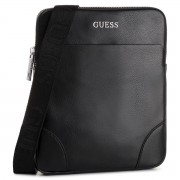Мъжка чантичка GUESS - Cozy Manhattan HM6807 POL94 BLA