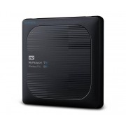 Жесткий диск Western Digital My Passport Wireless Pro 2Tb WDBP2P0020BBK