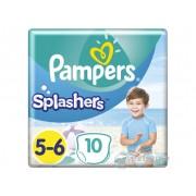 Pampers Splash CP S5-6 10 pelene-gaćice