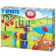 Ecoiffier set Sport 7 u 1