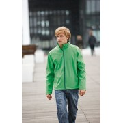 Pánská bunda James&Nicholson Men's Softshell Jacket