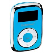 MP3 Player Intenso Music Mover 3614564, 8GB (Albastru)