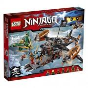 LEGO Ninjago Misfortune s Keep 70605