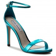 Сандали STEVE MADDEN - Stecy Sandal 91000080-0W0-07004-04022 Blue Metallic