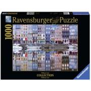 Puzzle Honfleur, 1000 Piese Ravensburger