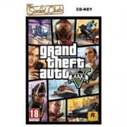 Grand Theft Auto V (GTA 5) PC (Social Club Code Only)