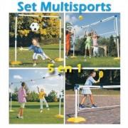 Set 5 in 1 sporturi pentru copii Mondo