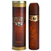 Cuba Brown eau de toilette para hombre 100 ml