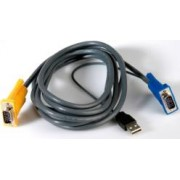 Roline Value KVM kabel (USB) 3.0m