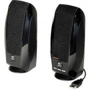 Logitech S-150 2.0 PC speaker Corded 1.2 W Black