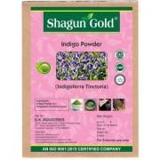 Shagun Gold Natural Indigo powder (Indigofera Tinctoria ) 200g