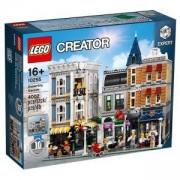 Конструктор Лего Криейтър - Градски площад - LEGO Creator Expert, 10255