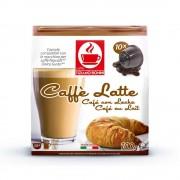 Capsule caffe latte TIZIANO BONINI, compatibile DOLCE GUSTO, 10 buc.